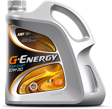 g-energy far east 10w-30